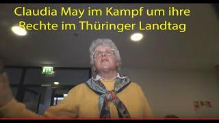 Landtag Thüringen attackiert die Presse. Immobilienkriminalität in Erfurt. Justiz macht mit.