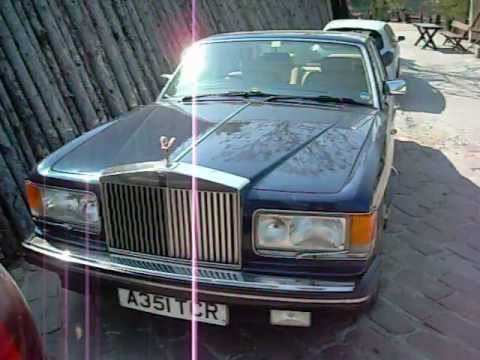 Rolls Royce Silver Spirit Video
