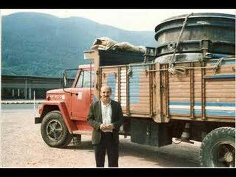 alankoyu ve kamyon