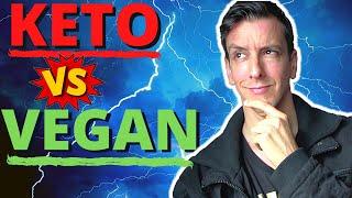 Keto vs Vegan Health Benefits | A Scientist's View