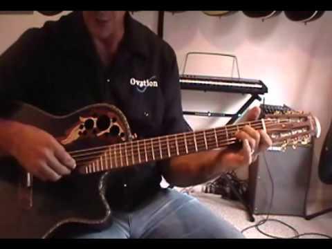 Acoustic Guitar Lesson | Duane Allman - Little Martha