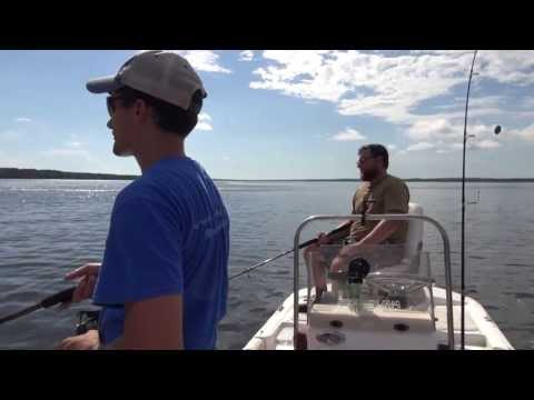Redfish Fishing September 2013