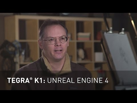 NVIDIA Tegra K1 Demo: Unreal Engine 4
