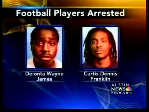 Football players charged in teen rape - 5 pm News