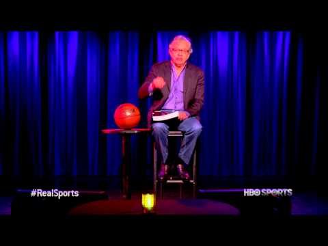 Real Sports with Bryant Gumbel: Lewis Black Rips the NCAA (HBO Sports)