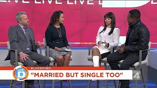 Live in the D: Bill Bellamy and LisaRaye McCoy in 'Married but Single Too'