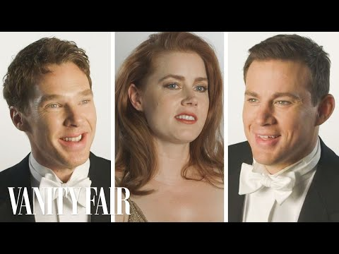 Favorite Line You've Said in a Film? | 2015 Hollywood Issue Cover (Vanity Fair)