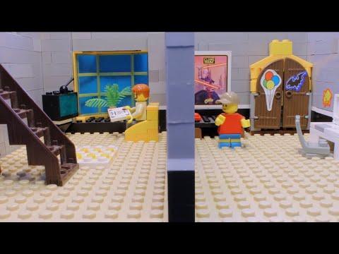 """Лего мультик.""""Прятки"""""""