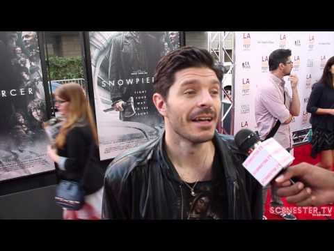 Winner of LA Film Fest MUSE Award for Los Angeles Movie Damian John Harper Interviews