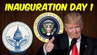 LIVE STREAM: President Donald Trump Inauguration Day Eve.