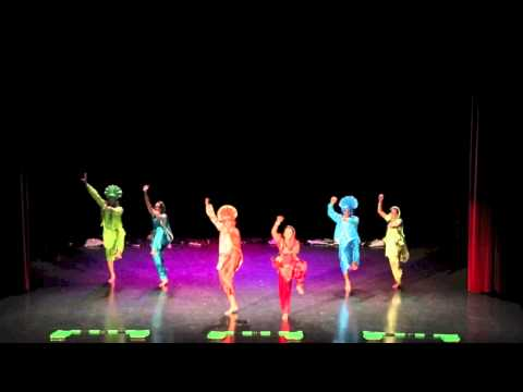 Halloween Special - Bhangra Empire - 2013 Fall Dance Off video
