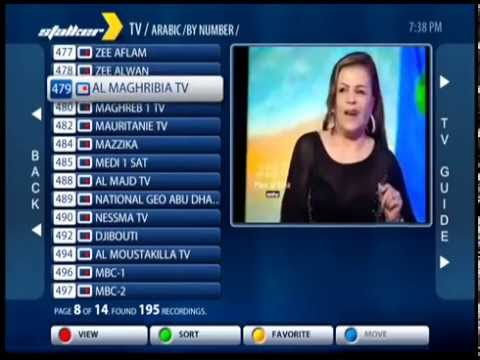 IPTV MAG 250 Live Arabic+UK/US/CAN English French Movie Sports Kids Channels