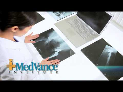 MEDVANCE INSTITUTE Medical Office Basic X-Ray Technician