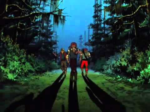 Scooby Doo - Terror Time