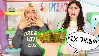 FIX THIS SLIME CHALLENGE! Slimeatory #599.5