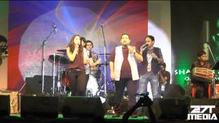 Song Sajda Shankar Mahadevan Rasika Shekar At Aura 2015 Git