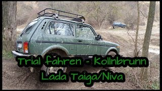 **LADA NIVA** Kollnbrunn Trial/Beginner Training