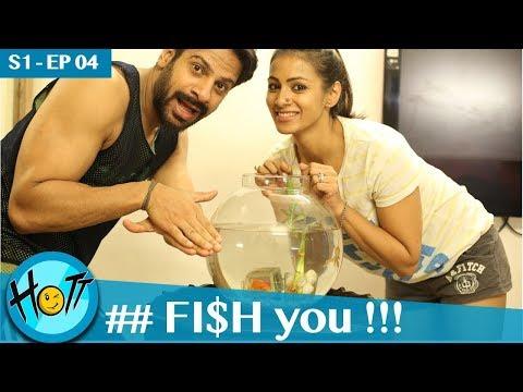 Couple of Mistakes - What The Fish | S01-EP04 | HOTT Studios | Karan Veer Mehra | Barkha Sengupta