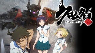 Kuromukuro - recenzja anime