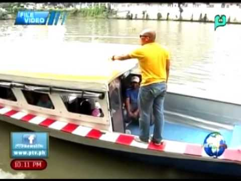 NewsLife: Pasig River Ferry System offers free ride to commuters || Jun. 10, 2015