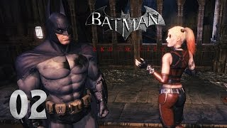 Batman Arkham City Walkthrough Part 2 No Commentary [HD 1080P]