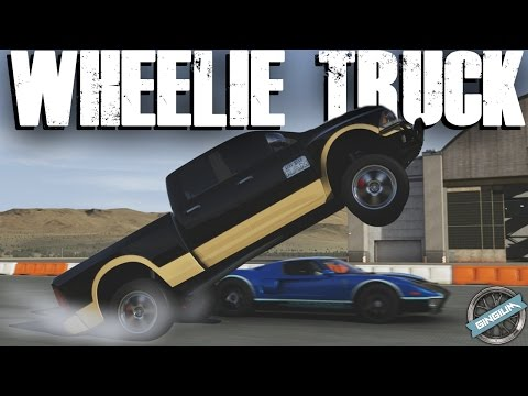 How To Make A Basic Wheelie Tune In Forza Motorsport 4