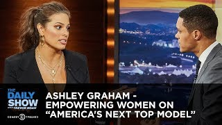 "Ashley Graham - Empowering Women on ""America's Next Top Model"" 