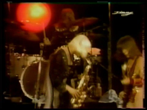EDGAR WINTER GROUP w/ RICK DERRINGER - EASY STREET