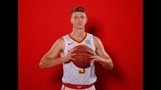 Kevin Huerter Declares Himself 'Red Velvet' | New Nickname Press Conference