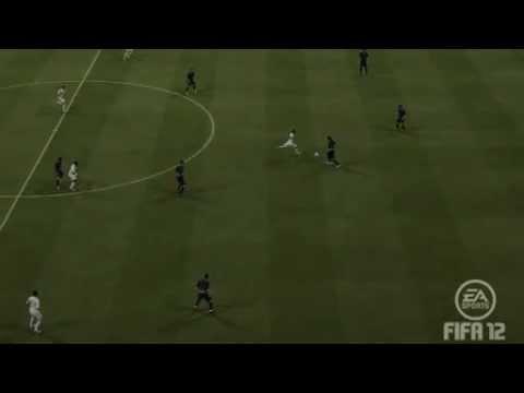 Real Madird Vs Atletico Madrid FIFA PS3 AMAZING GOAL ANGEL DI-MARIA