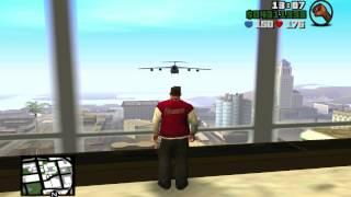 GTA SA - Plane Crash