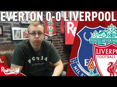 They Couldn't Beat Our Reserves! | Everton v Liverpool 0-0 | Chris' Match Reaction