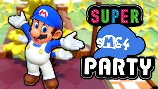 Super SMG4 Party! || PART 1