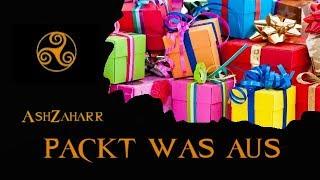AshZaharr packt was aus - Geburtstagsgeschenke 2018 von AlexFlattermann85