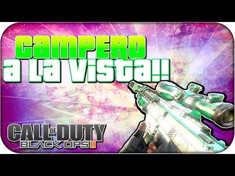 CAMPERO A LA VISTA!! - DSR-50 LIVE - BLACK OPS 2