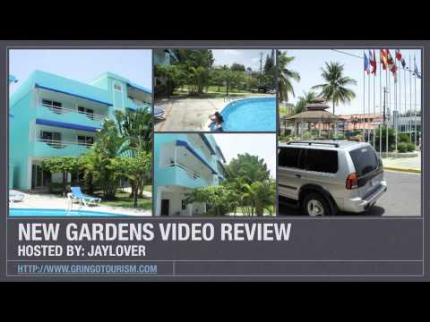 New Garden Hotel Sosua Video Review