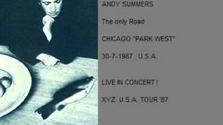 Watch Andy Summers The Only Road video