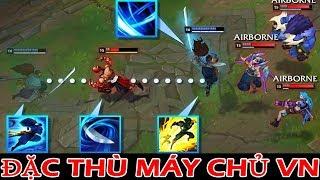 Top 5 Tướng là ĐẶC SẢN của máy chủ LMHT Việt Nam, khiến game thủ LO LẮNG SỢ HÃI khi LEO RANK
