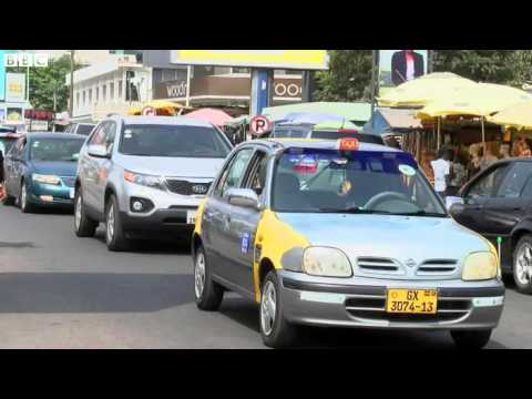 Ghana competes with leading 4x4 manufacturers -  BBC News