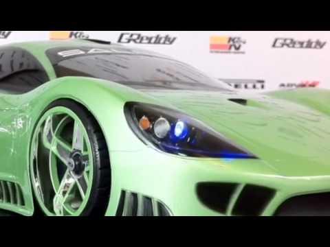 Oakman realistic rc drift / street car show. Lil Wayne track.