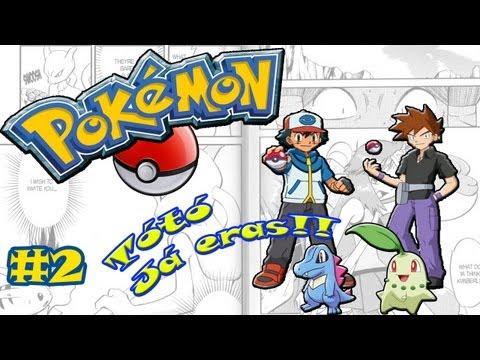 Pokemon Silver #2- E o Tótó sou eu?