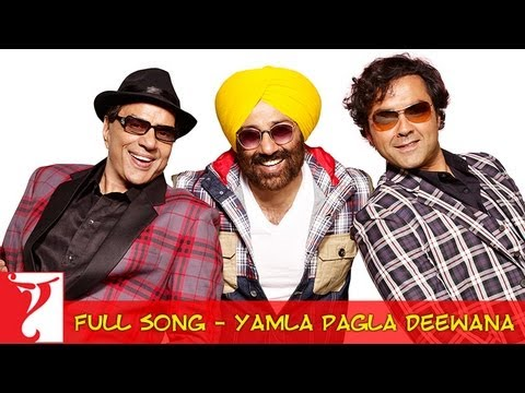 Yamla Pagla Deewana 2 - Full Title song