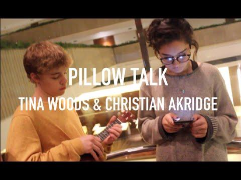 PILLOW TALK - WILD CHILD - TINA WOODS & CHRISTIAN AKRIDGE COVER