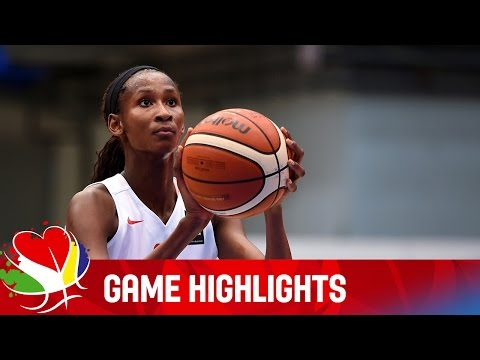 Spain v Montenegro - Game Highlights - Quarter-Final - EuroBasket Women 2015