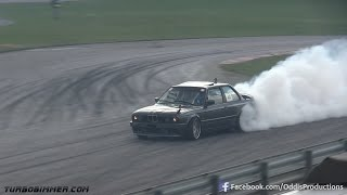 How to drive BMW E30 TURBO 1000hp part 2