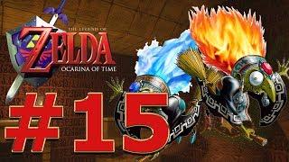 The Legend Of Zelda: Ocarina Of Time 🔺 Episodio 15: Las Brujas Koume y Kotake