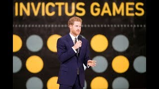 Prince Harry's speech at the opening ceremony of The Invictus Games Toronto 2017