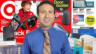 Top 10 Target Black Friday 2019 Deals