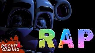 FNAF SISTER LOCATION GAMEPLAY RAP SONG | She Knows | Rockit Gaming