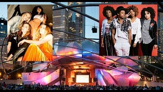 Millennium Park Music Series: The Aces & The New Respects